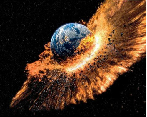 21 December and End of World