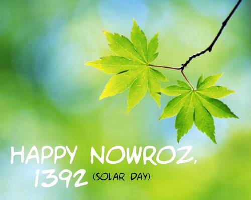 nowruz 1392